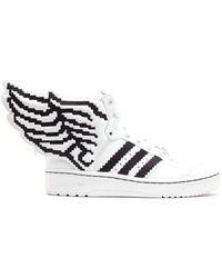 adidas - Js Wings 2.0 Pixel - Lyst