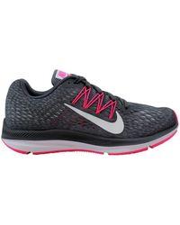 Nike Zoom Winflo 5 Dark Grey (w)