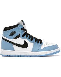 Nike - 1 Retro High Og University Blue (ps) - Lyst