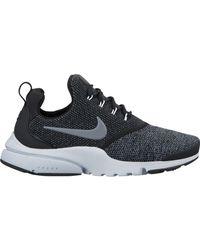 Nike Presto Fly Black Pure Platinum (w)