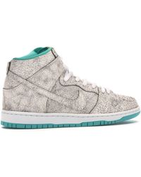 Nike - Dunk Sb High Flamingo - Lyst