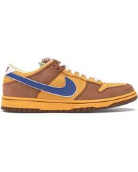 super popular 98cc1 3ea61 Nike Dunk Sb High Homegrown Ale Brown for Men - Lyst