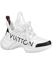 Louis Vuitton Archlight Black Signature (w) - ホワイト