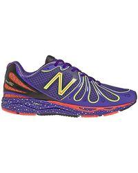 New Balance 890v3 Boston Marathon (2013) - Purple