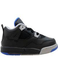 Nike Air 4 Retro (td) - Black