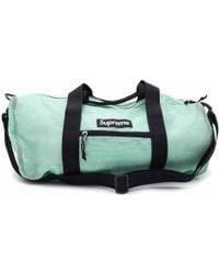 Supreme Mesh Duffle Bag Mint - Green