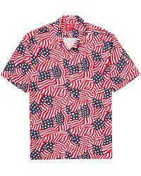 Supreme - Rayon S/s Shirt - Lyst