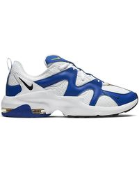 Nike Air Max Graviton White/game Royal - Blue