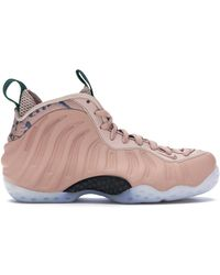 Nike Air One Foamposite Pro Pure Platinum Size 5.5Y eBay