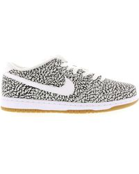 Nike - Sb Dunk Low Premium 'road' Shoes - Size 9 - Lyst