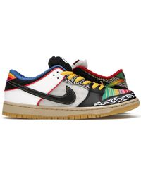 Nike Sb Dunk Low What The Paul - Multicolour