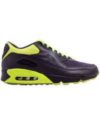 Nike - Air Max 90 Abyss/abyss-volt (w) - Lyst