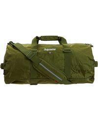 Supreme Duffle Bag (ss19) - Green