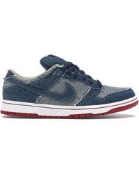 Nike - Sb Dunk Low Reese Forbes Denim - Lyst