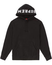 88e95e00d Polo Ralph Lauren Paneled Full-zip Hoodie in Black for Men - Lyst