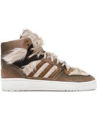 adidas - Rivalry Hi Star Wars Chewbacca - Lyst