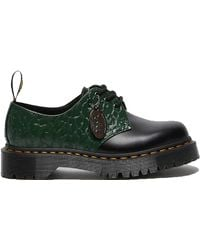 Dr. Martens 1461 Bex X-girl Leather Oxford (w) - ブラック