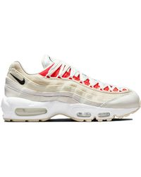 Nike Air Max 95 Double Lace Sail (w) - レッド