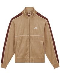 Supreme Nike Velour Track Jacket - ナチュラル