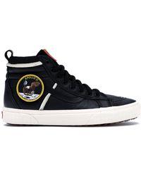 Vans Sk8-hi Mte Nasa Space Voyager - Black