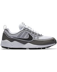pas mal a3f8a b286c Nike Lab Air Zoom Spiridon In White/silver/midnight for Men ...