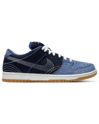 Nike - Sb Dunk Low Denim Sashiko - Lyst