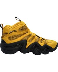 adidas Crazy 8 Lakers - Yellow