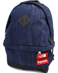 Supreme - The North Face Denim Day Pack - Lyst
