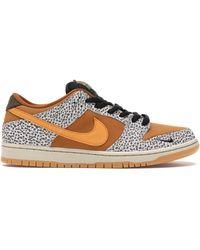 Nike - Sb Dunk Low Safari - Lyst