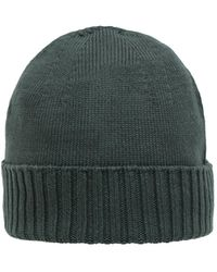 Stone Island Shadow Project N03a3 Extended Beanie - Green