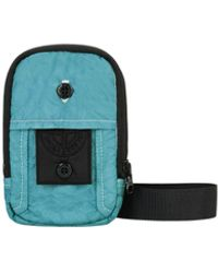 Stone Island Shadow Project 90420 Compact Pouch - Blue