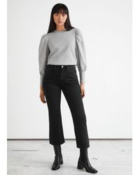& Other Stories - Mood Cut Cropped - Lyst