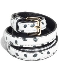 & Other Stories - Dotted Leather Belt - Lyst
