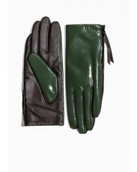 & Other Stories   Side Zip Gloves   Lyst