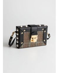 & Other Stories - Structured Pearl Framed Crossbody - Lyst