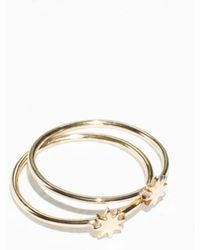 & Other Stories - Stacked Star Ring - Lyst