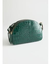 & Other Stories P Adour Small Bag B - Green