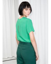 & Other Stories - Loose Top - Lyst