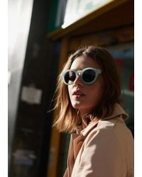 & Other Stories - Round Sunglasses - Lyst