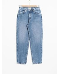 & Other Stories - Mom Denim - Lyst