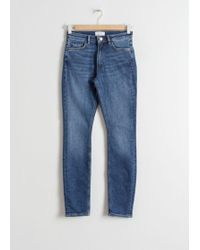 & Other Stories - Denim Jeans - Lyst