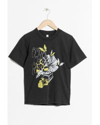 & Other Stories - Graphic Tee - Lyst