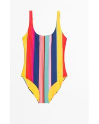 & Other Stories - Scoop Back Swimsuit - Lyst