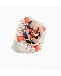 & Other Stories | Pearl Big Ring | Lyst