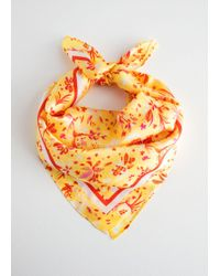 & Other Stories - Printed Bandana - Lyst