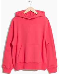 & Other Stories | Hooded Sweatshirt | Lyst