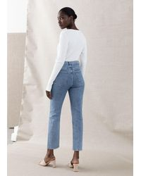 & Other Stories - Favourite Cut Cropped - Lyst