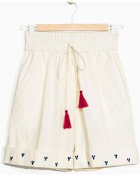 & Other Stories | Toms Embroidered Shorts | Lyst