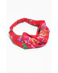 & Other Stories - Twisted Print Hairband - Lyst