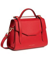 Strathberry Allegro Mini - Red